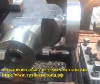 Тройник с резьбовыми фланцами ГОСТ 22801-83