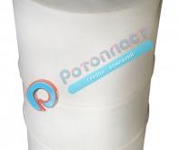 18000 литров пластиковая вертикальная емкость