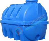 2000 литров пластиковая горизонтальная емкость