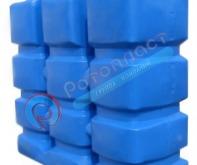 2000 литров призматическая пластиковая емкость