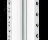 Медицинская консоль настенная вертикальная CS07L