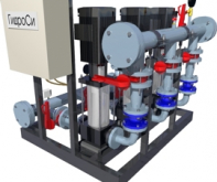 Автоматизированные насосные установки ГидроСи