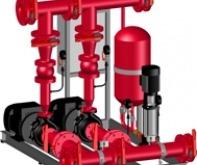 Насосные установки ГидроСи для водяного пожаротушения