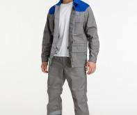 Костюм мужской летний для защиты от ОПЗ и МВ (куртка/брюки)