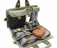 Наборы первой помощи НПП (расширенный) исполнение 1, в сумке-трансформере универсальной раскладной СУРт-01, цвет олива
