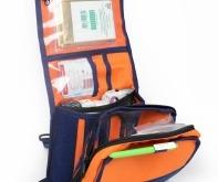 Наборы первой помощи НПП (базовый) исполнение 2, в сумке универсальной раскладной СУР-01, цвет оранжевый