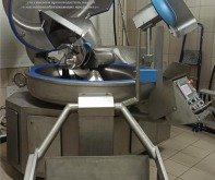 Куттер А170-0,200 атмосферного или вакуумного исполнения, пром. назначения