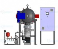 Высокотемпературная вакуумная печь СНВС-3.3/16-И6
