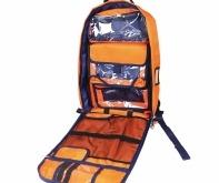 Наборы первой помощи НПП (расширенный) исполнение 1, в рюкзаке «ВОЛОНТЕР-4»,цвет оранжевый
