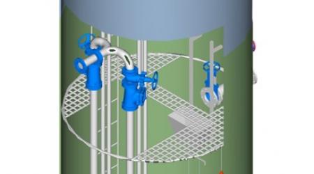Комплектная канализационная насосная станция СиТэнК