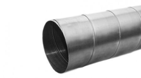 Круглый воздуховод спирально-навивной (КВС)
