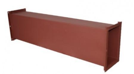 Сварной прямоугольный воздуховод (СПВ)